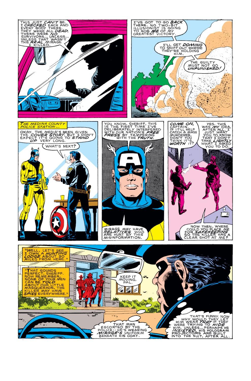 Captain America (1968) Issue #320 #248 - English 16