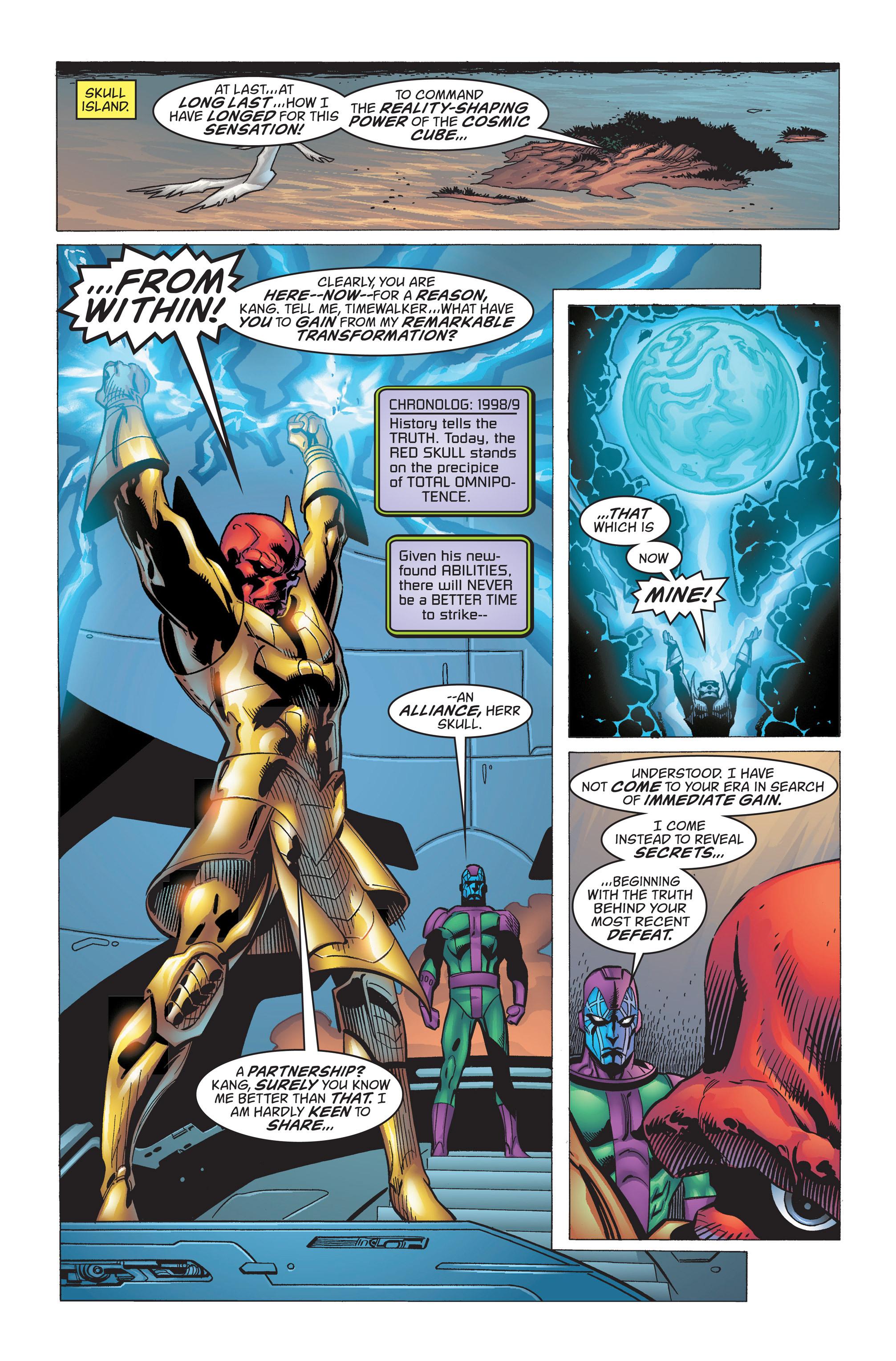 Captain America (1998) Issue #15 #21 - English 7