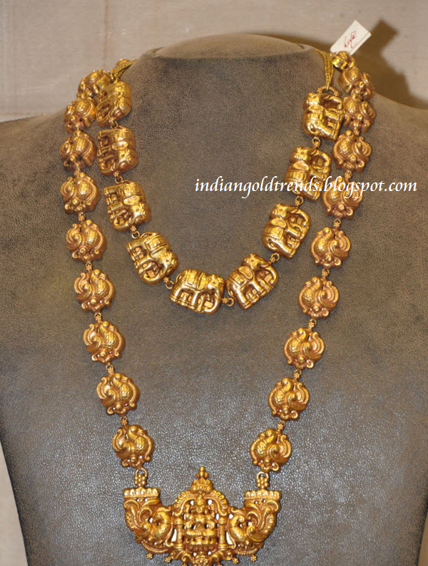 Gold Jewellery Necklaces Gold Necklace Designer