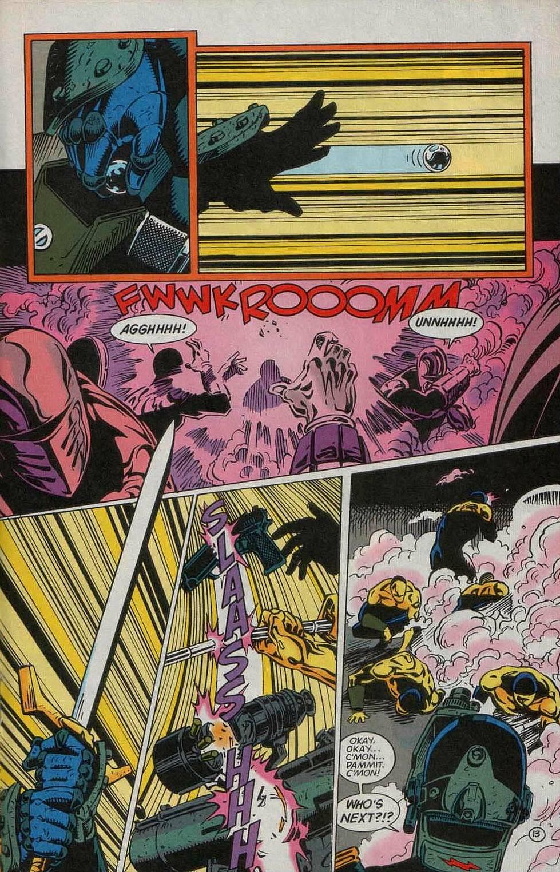 Deathstroke (1991) Issue #55 #60 - English 14