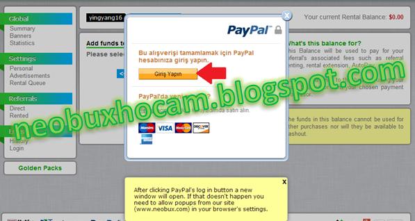 neobux paypal hesabından para yatırma 4