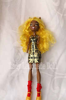 lady lemonade doll