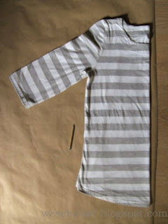 DIY a shirt pattern   wesens-art.blogspot.com