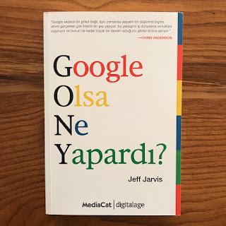 Google Olsa Ne Yapardi