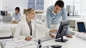 ambiente de trabalho saudável