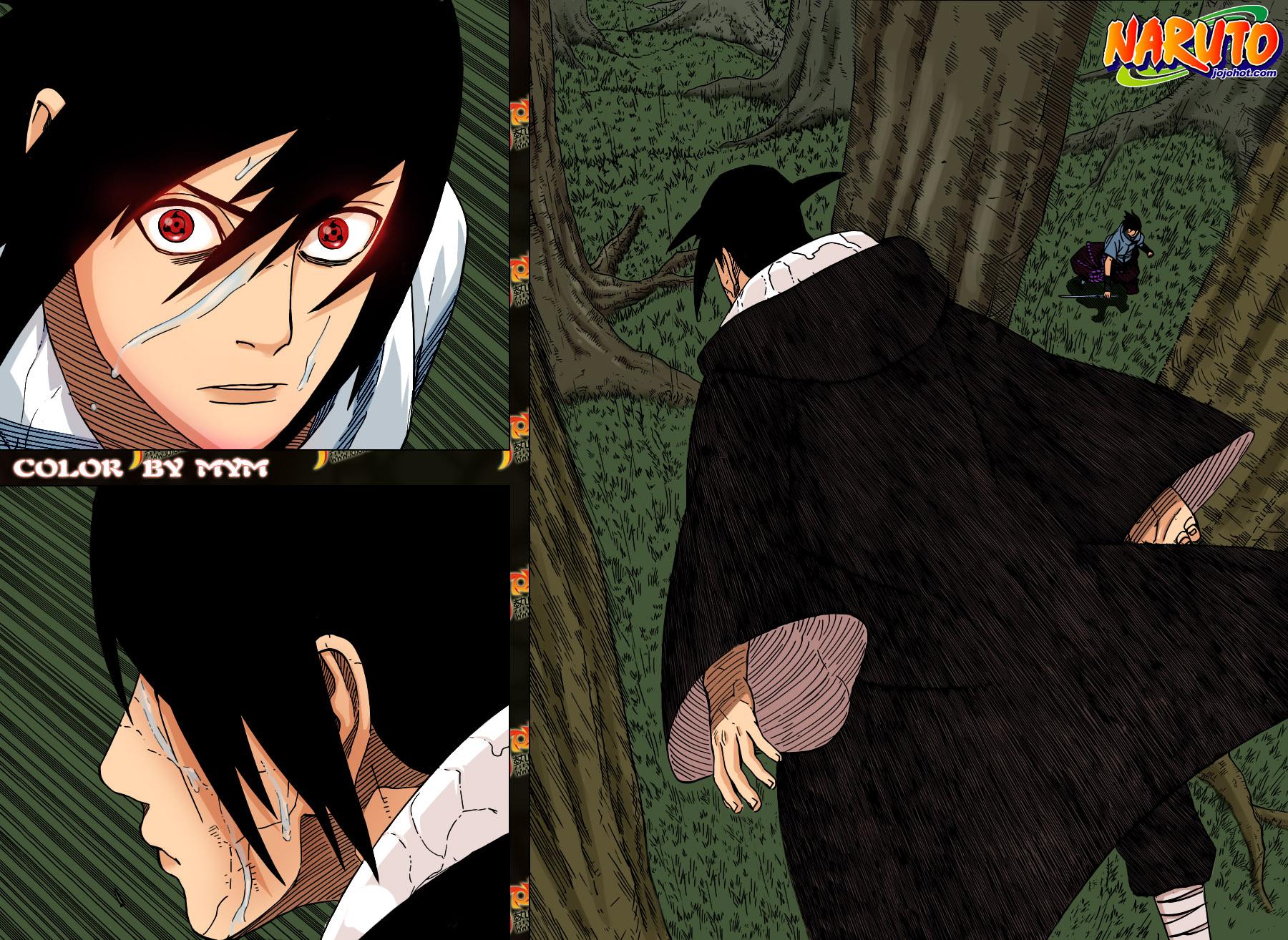 Naruto chap 576 Trang 18 - Mangak.info