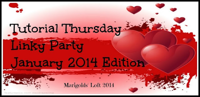 Tutorial Thursdays Linky Party