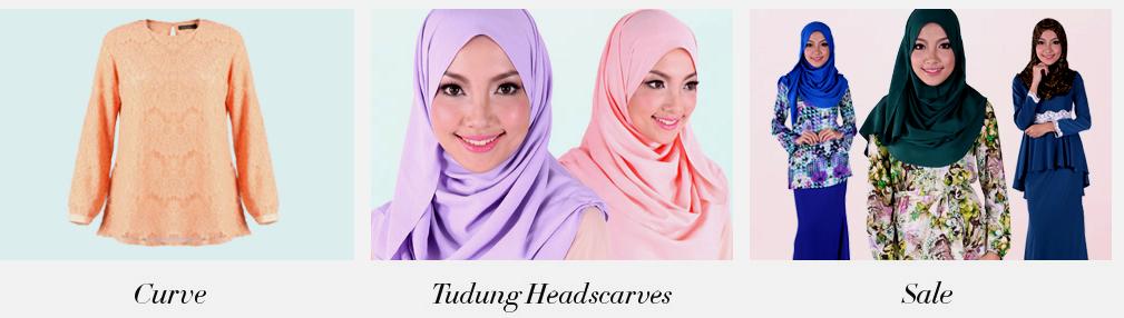 Pilihan fesyen muslimah