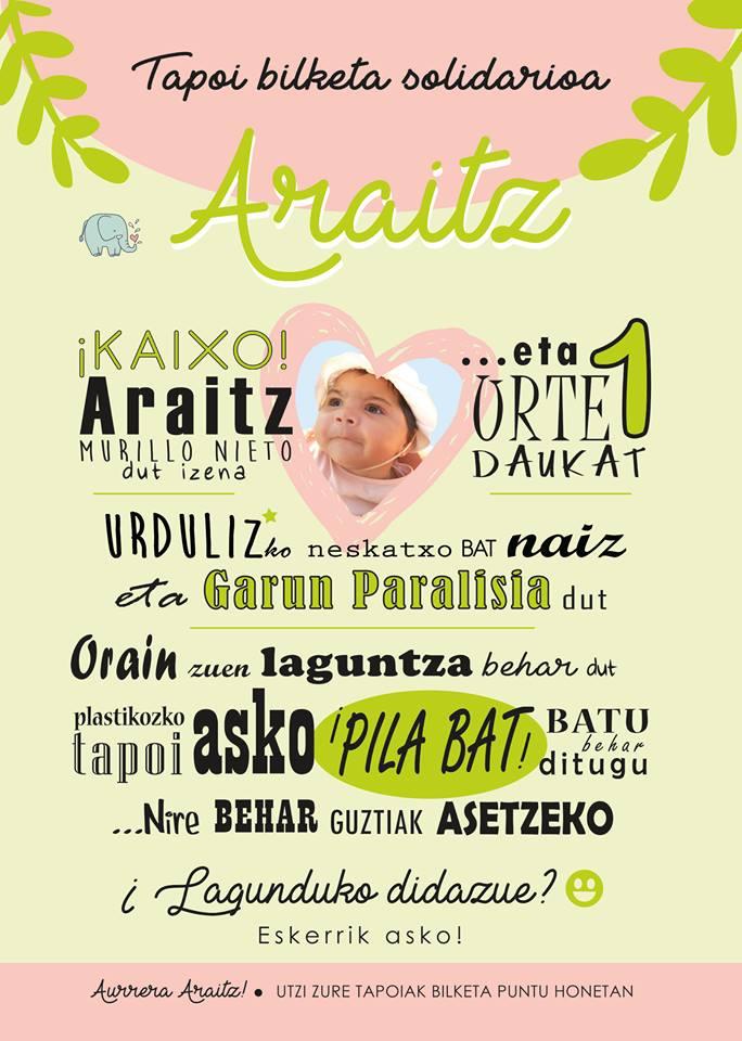AURRERA ARAITZ