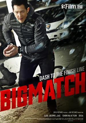 Big Match 2015 poster