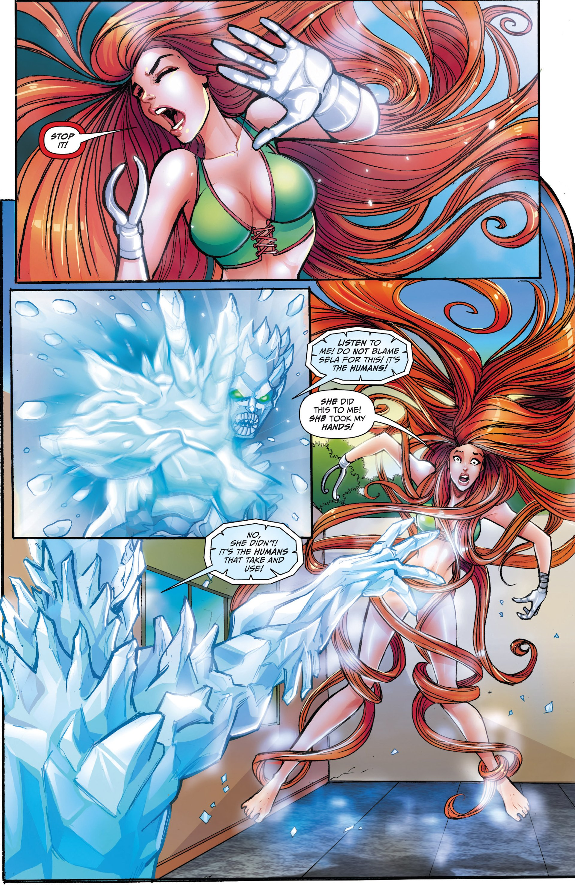 Grimm Fairy Tales (2005) Issue #90 #93 - English 12