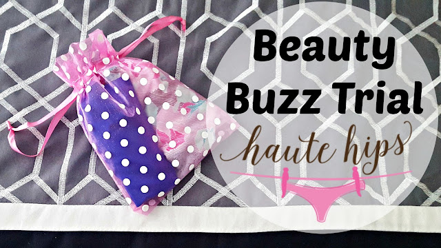 Beauty Buzz Trial - Haute Hips