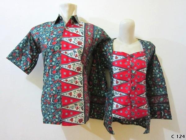 Batik Sarimbit ( C124 )