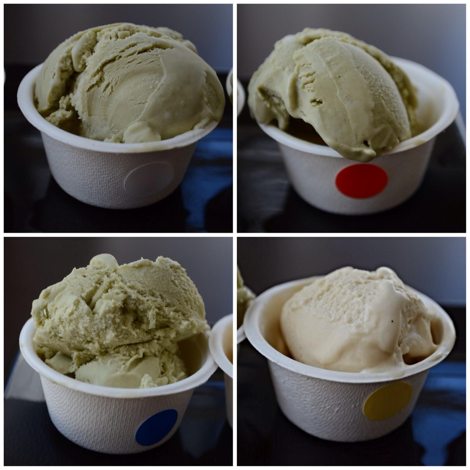 green tea variations for day 30 4 variations on green tea ice cream ...