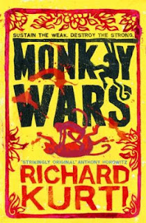 Monkey Wars by Richard Kurti