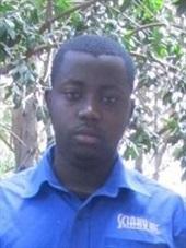 Emanuel - Tanzania (TZ-215), Age 20