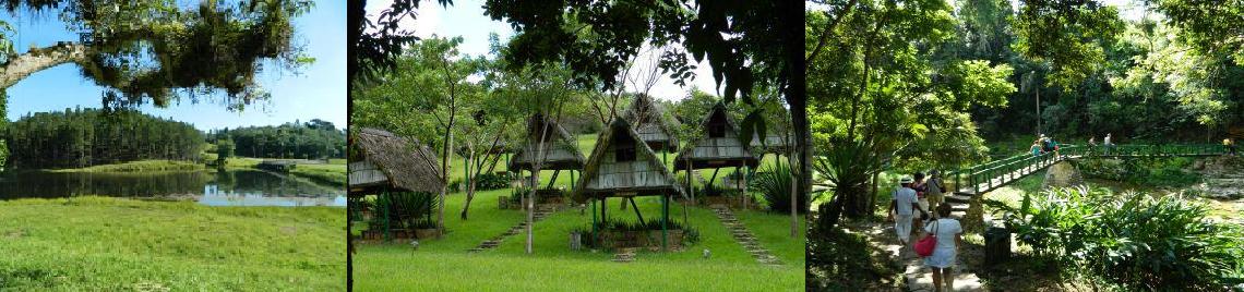 Excursión al complejo turistico Las Terrazas en Cuba