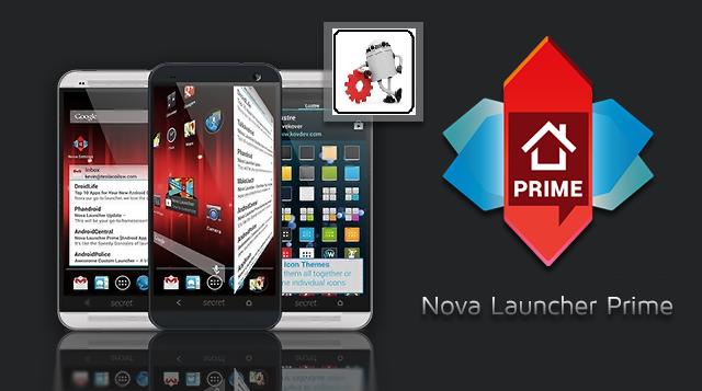 Nova Launcher Prime v3.1 APK Final