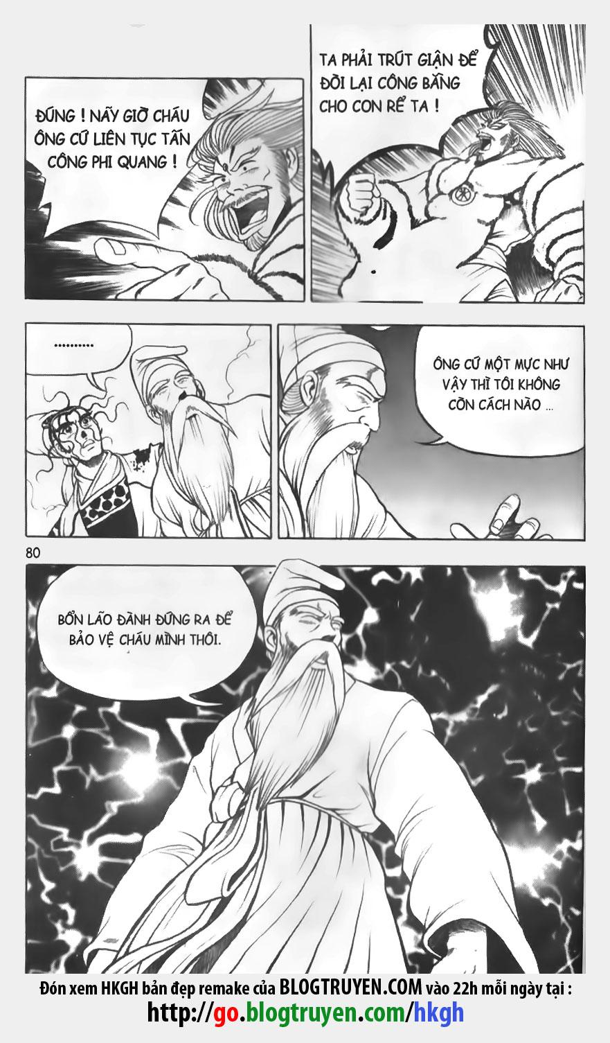 Hiệp Khách Giang Hồ chap 64 page 19 - IZTruyenTranh.com