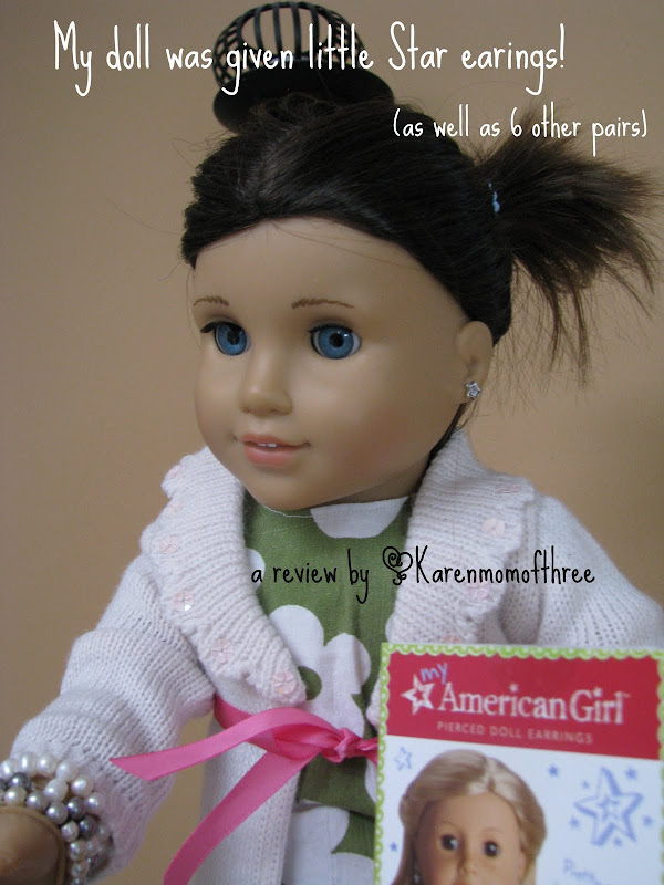 Piercing Doll Ears a review by Karenmomofthree title=