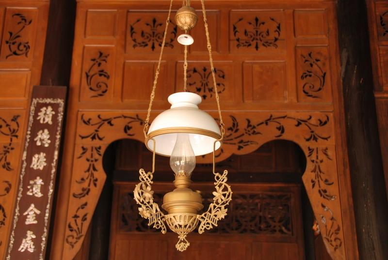 Tham quan khu du lịch Nhà cổ Ba Đức ở Cái Bè