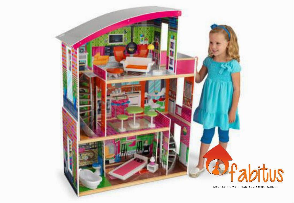 referensi desain custom rumah barbie fabitus rumah barbie