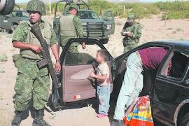 A CIA  envolvida com o tráfico e a violência no México