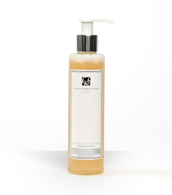 Love Your Skin Cleansing and Exfoliating Wash