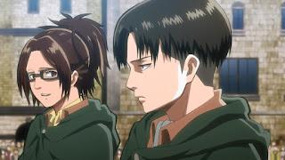 Levi (Attack on Titan) Anime Hairstyle Rambut Gaya Jepang