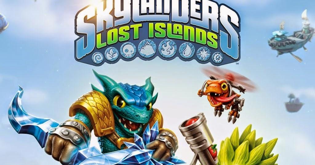 Trucchi skylanders lost islands iphone ipad gemme oro - Skylanders wallpaper for ipad ...