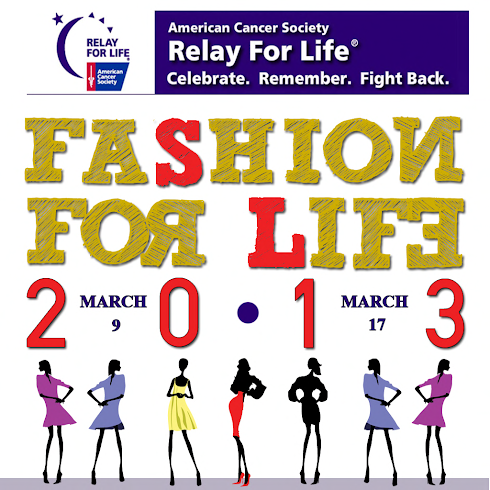 {{BSD }} @ Relay for Life event