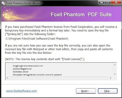 Fox PDF Save As