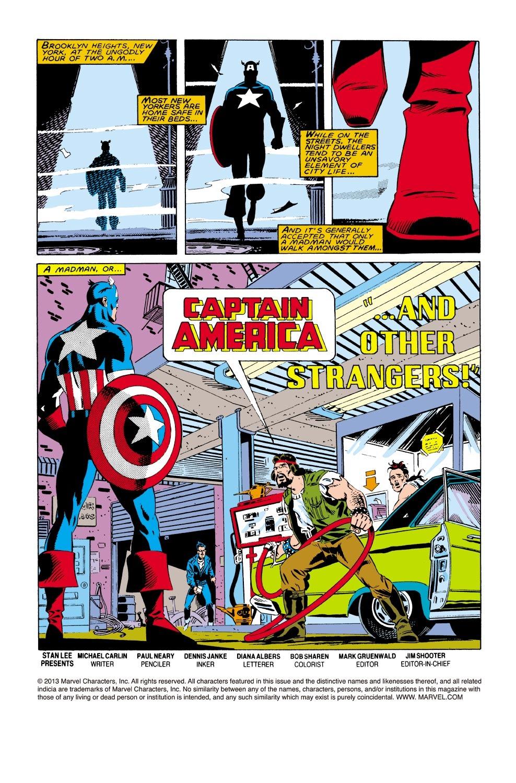 Captain America (1968) Issue #302 #230 - English 2