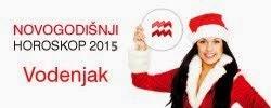 Novogodišnji horoskop 2015 Vodenjak