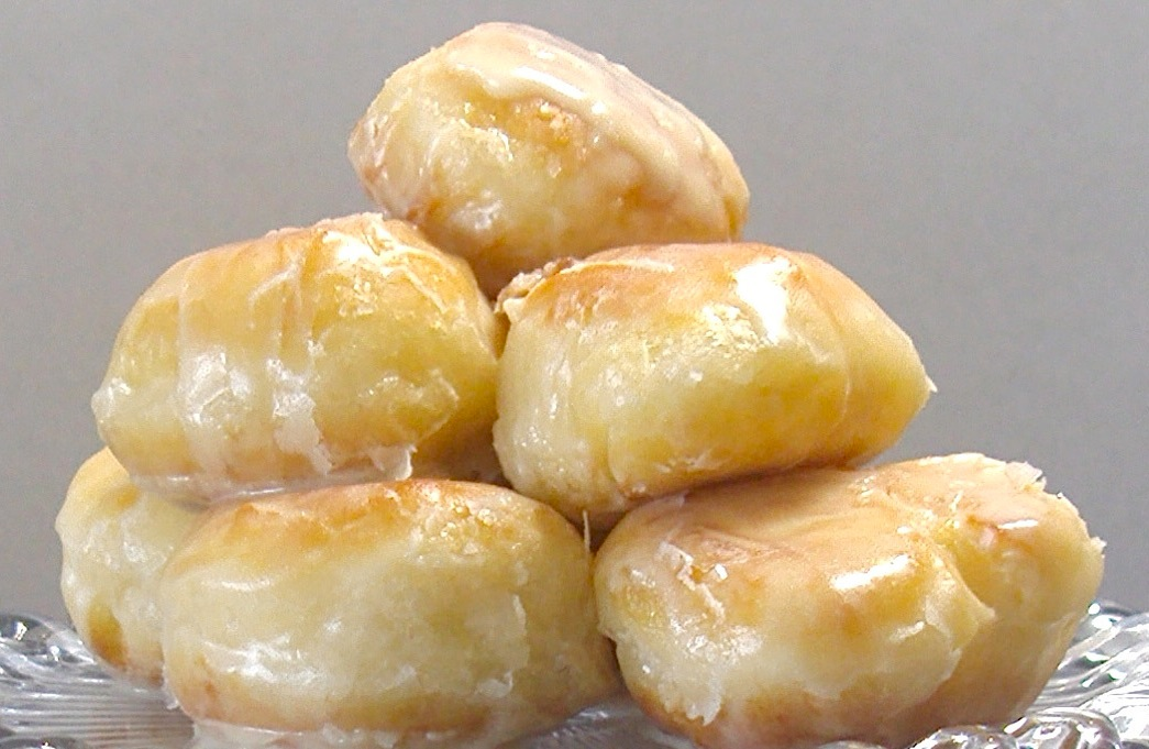 Glazed donuts! - Nom nom nom!