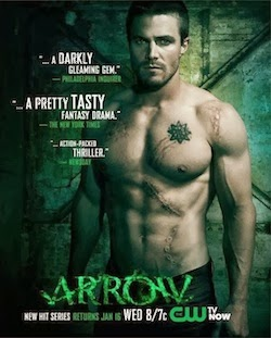 Watch Arrow (2012)