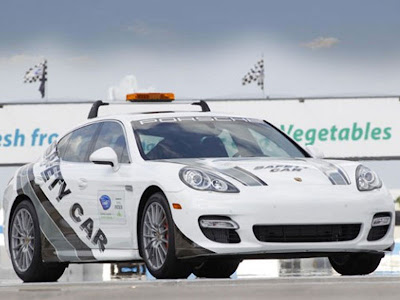 ... Car for the Moto GP event Panamera announced that 2011 Porsche Panamera ...
