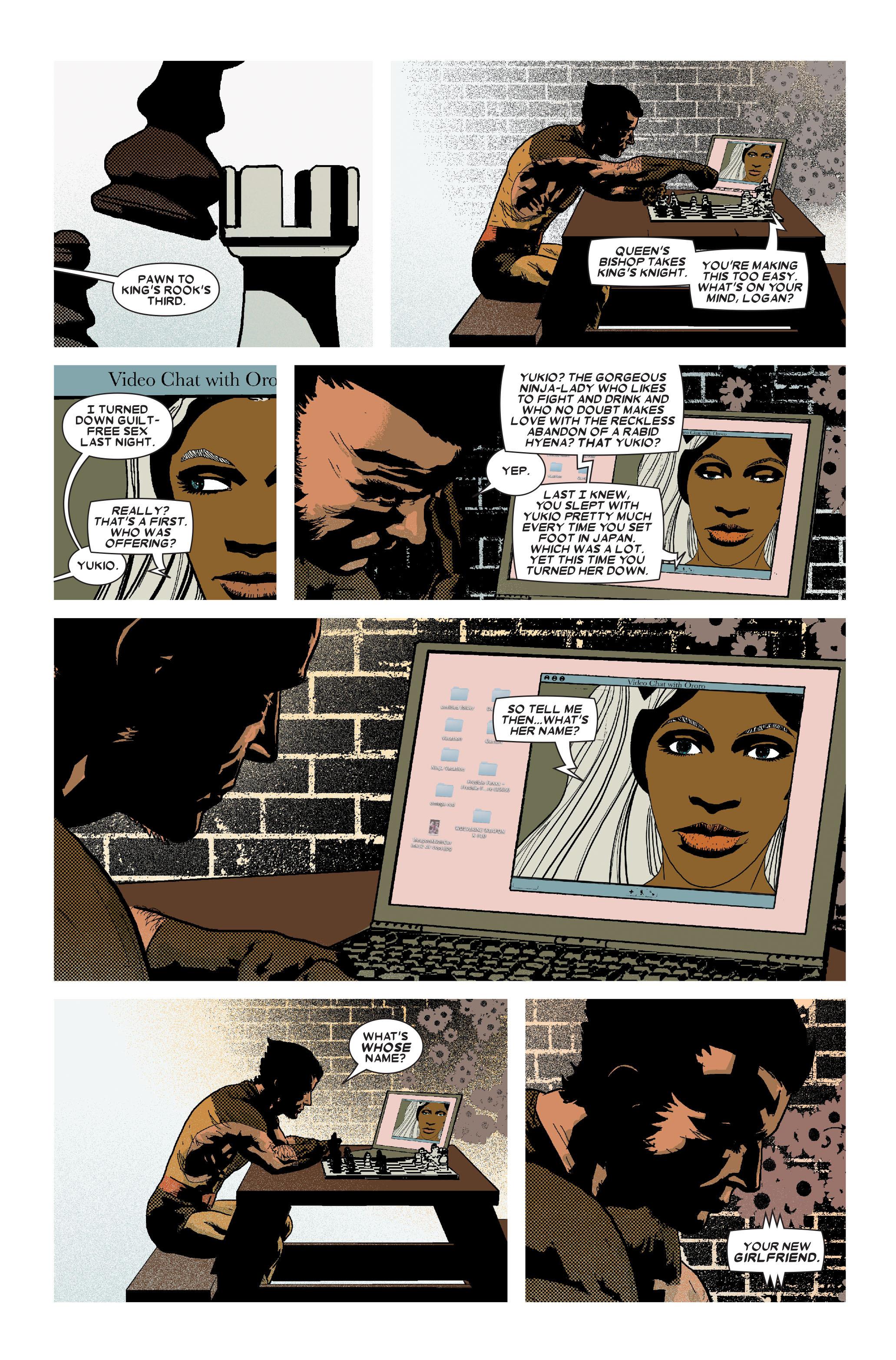 Wolverine: Weapon X #10 #7 - English 8
