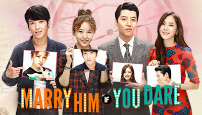 Download Marry Him If You Dare Subtitle Indonesia