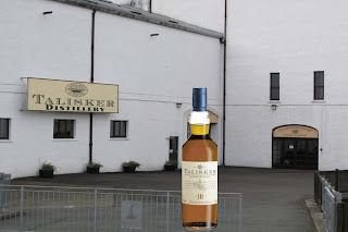 destilerias whisky