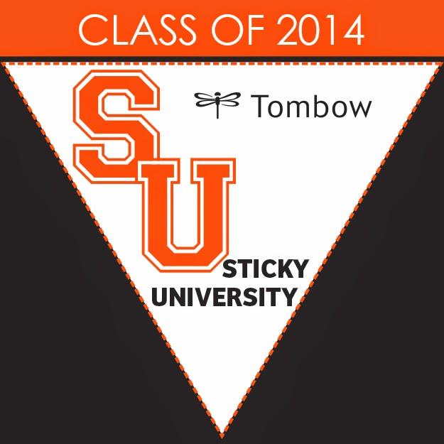 Sticky U 2014!