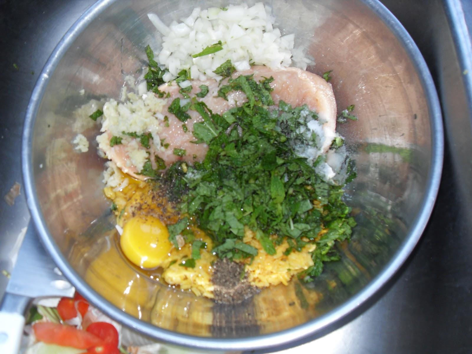 Sopa De Albondigas De Pollo (Chicken Meatball Soup) Recipes ...
