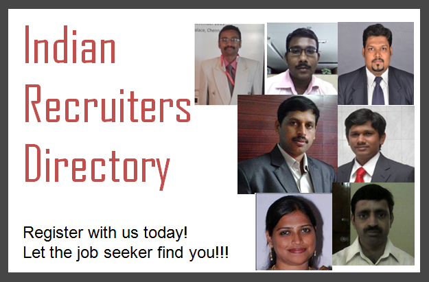Indian Recruiters Directory