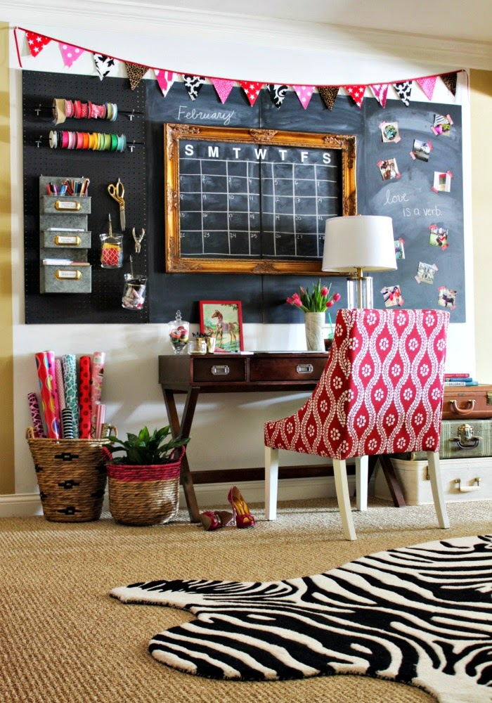 creating a work space