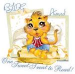Mein Blog-Award für meine Blog-Leser