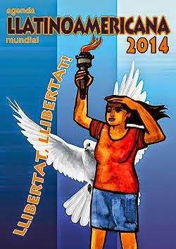 Agenda Latinoamericana mundial    2014