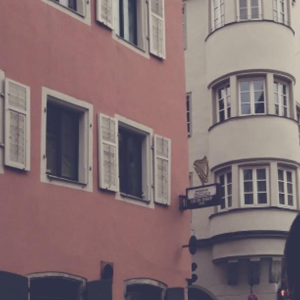 Die schöne Altstadt