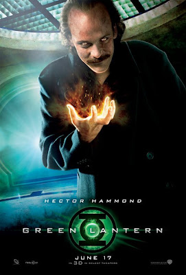 Green Lantern Character Movie Poster Set - Peter Sarsgaard as Hector Hammond
