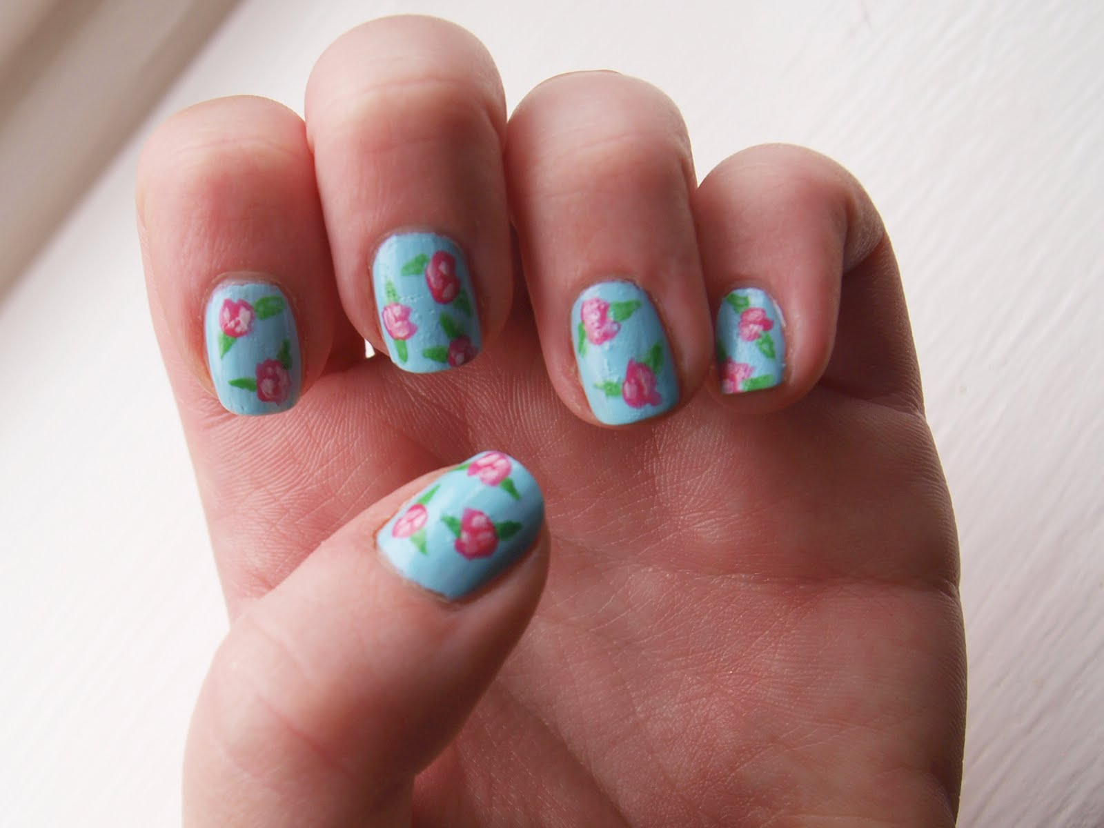 Short Nail Designs Tumblr | Nail Designs, Hair Styles, Tattoos and ...