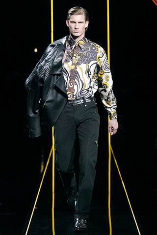 Versace men's fashion